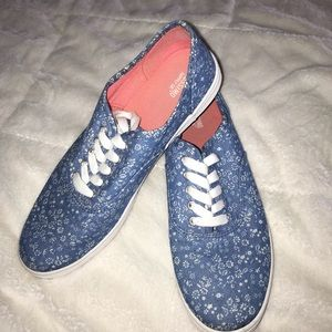 Mossimo Supply Co Floral Sneakers